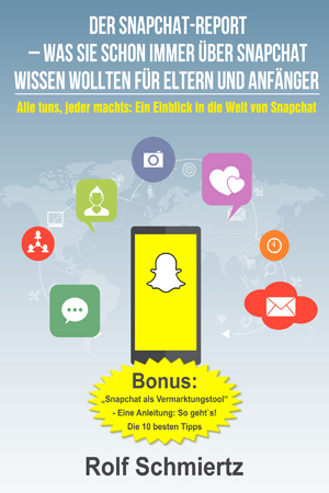 Cover - Der Snapchat-Report