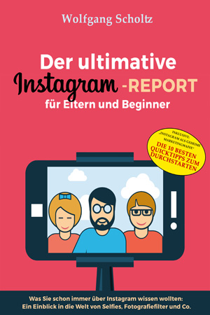 Cover - Der ultimative Instagram Report